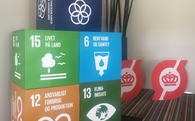 KLS PurePrint deler ud af erfaring om arbejdet med Verdensmålene