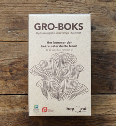 Fra kaffegrums til spiselige svampe