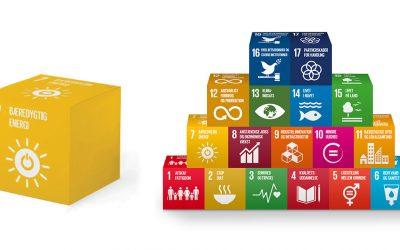 KLS PurePrint lancerer terninger med fokus på de 17 Verdensmål