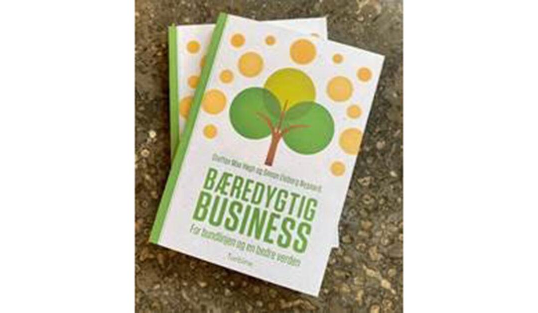 """Konkurrence: Vind bogen """"Bæredygtig business for bundlinjen og verden"""""""