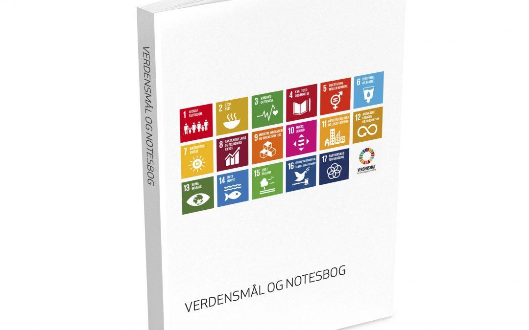 Notesbog til dit arbejde med FN's Verdensmål