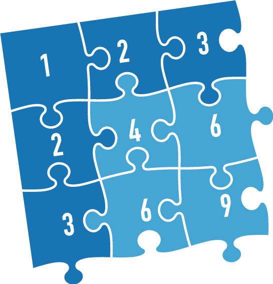 Konkurrence: Vind bæredygtigt puslespil fra Puzzle2learn