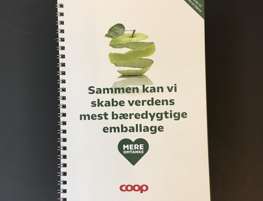 COOP vælger bæredygtig emballage