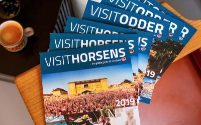 Horsens og Odder får Danmarks første 100 % grønne turistguide