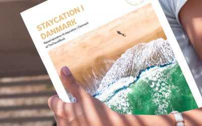 Konkurrence: Vind bogen Staycation Danmark