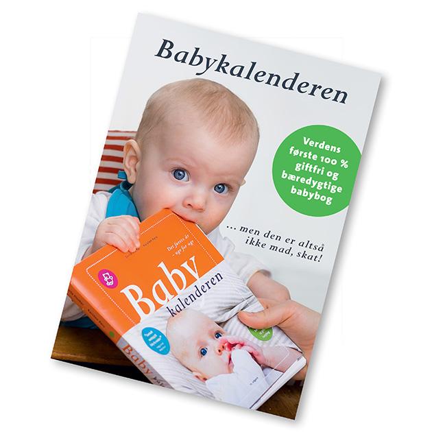 Nu er babykalenderen også for børn