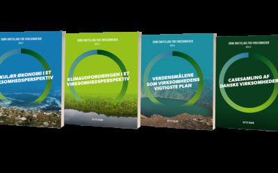 Konkurrence: Vind bogserie: Grøn omstilling for virksomheder
