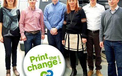 Trykkeri i Schweiz bliver det tredje Cradle to Cradle trykkeri i verden