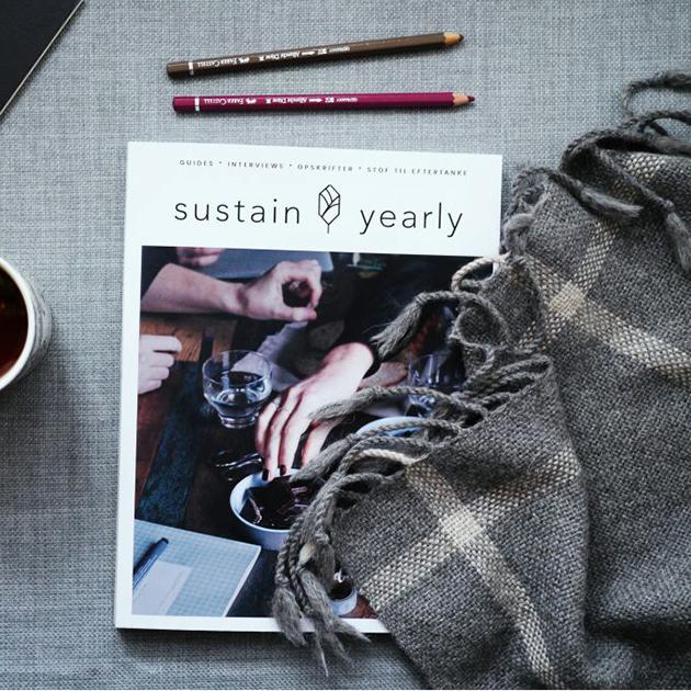 Støt Danmarks nye bæredygtige livsstils magasin